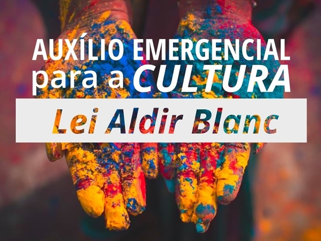 Rio do Sul vai destinar mais R$ 490 mil para setor cultural através da Lei Aldir Blanc