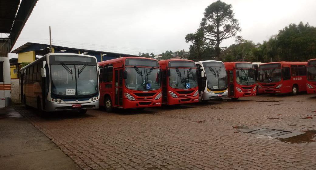 Transporte coletivo urbano pode voltar a funcionar na próxima semana em Rio do Sul