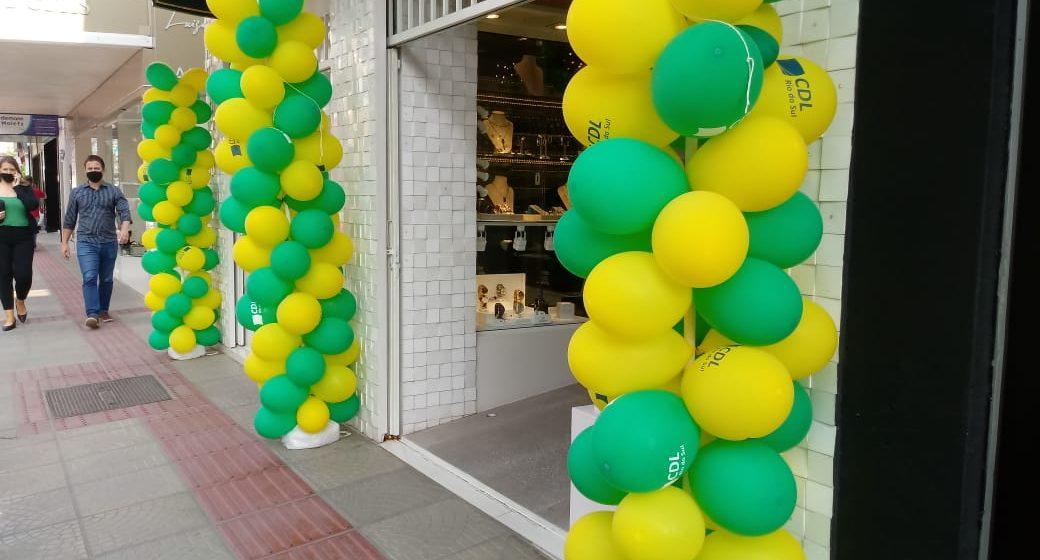 CDL realiza Sábado Feliz e Semana Brasil neste fim de semana