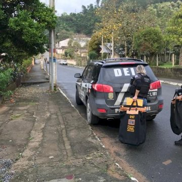 Esquema de laudos falsos apresentados para cobrança de indenização da Celesc é alvo de operação policial em cidades do Alto Vale