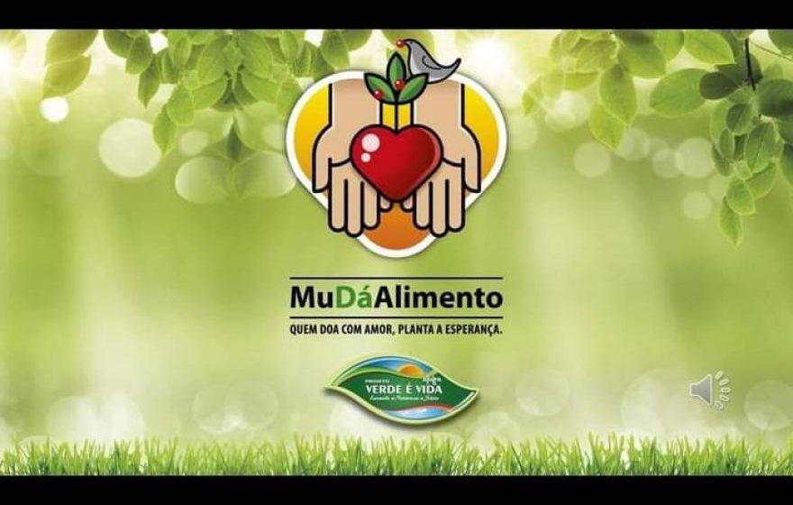 Afubra realiza campanha de troca alimentos perecíveis por mudas de árvores nativas e ornamentais