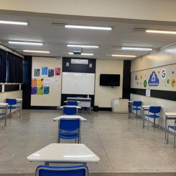 Inicia nesta semana, em SC, a capacitação de professores e funcionários das escolas para a volta às aulas presenciais