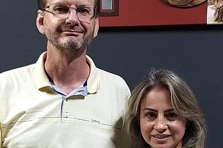 Eleições 2020: Pico e Sandra entram na disputa majoritária de Rio do Sul