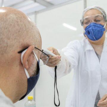 Com redução do número de infectados, centro covid de Rio do Sul, altera horário de atendimento a partir de 30 de agosto