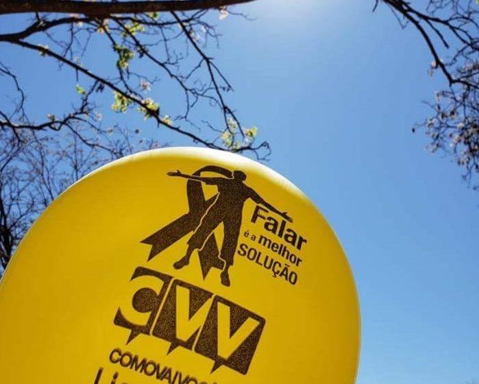 CVV inicia programação do Setembro Amarelo