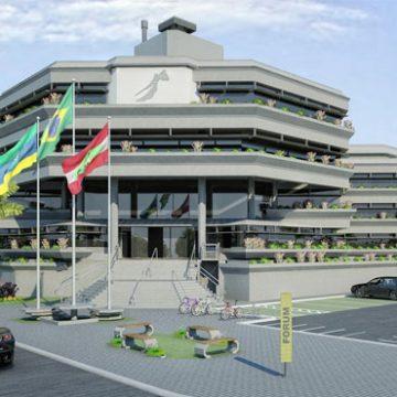 Judiciário da região inicia mudança para nova sede no dia 5 de outubro
