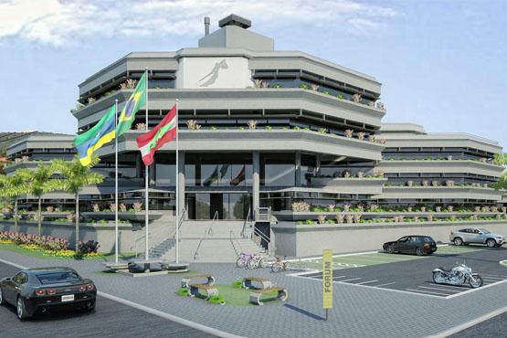 Reunião com TJSC determina início da transição para o novo fórum em outubro