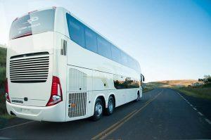Transporte coletivo  interestadual está voltando gradativamente na região