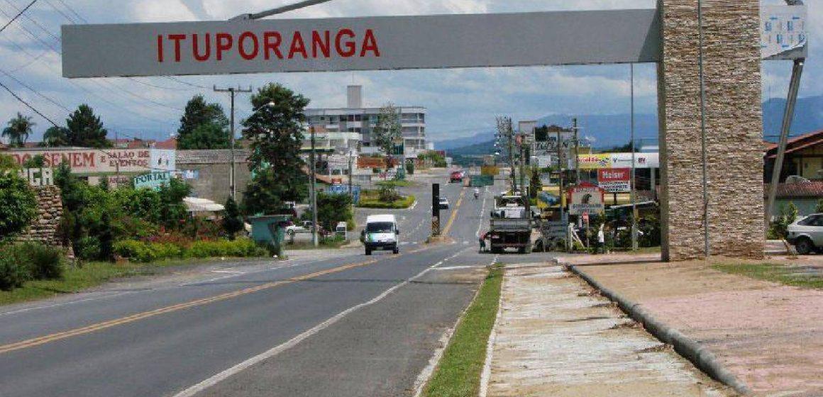 Executivo de Ituporanga faz balanço de obras de revitalização e pavimentação
