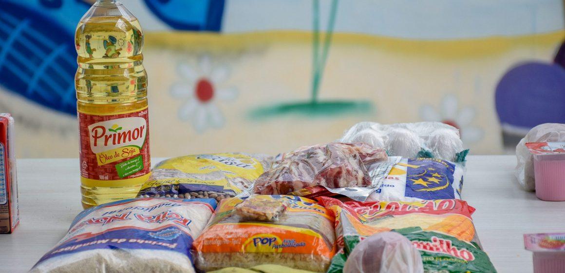 Secretaria de Educação de Rio do Sul inicia 3º entrega de kits de alimentos para estudantes