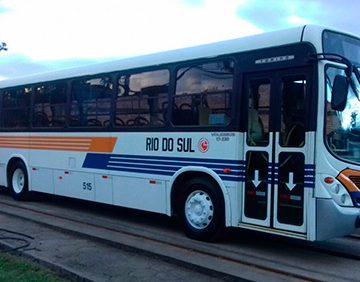 Empresa discute com prefeitura e vereadores aumento da passagem de ônibus em Rio do Sul