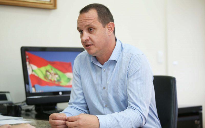 Jorge Tasca deixa Secretaria de Administração do governo de SC