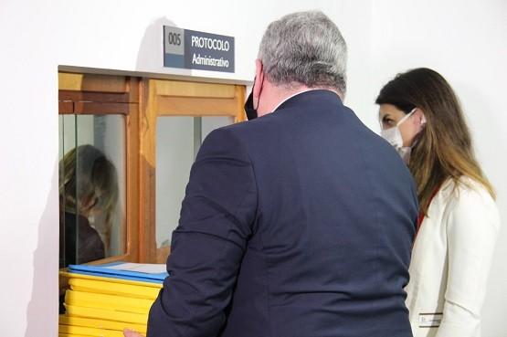 Tribunal de Justiça recebe processo de impeachment de Carlos Moisés