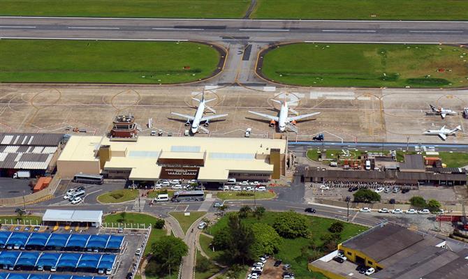 Facisc acompanha concessão do aeroporto de Navegantes e espera reverter decisão que diminuía investimento