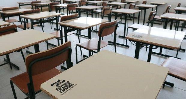 Escolas da região definem, nesta semana, composição de turmas que retornam reforço escolar presencial