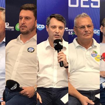 Grupo de Comunicação Difusora realiza último debate nesta quinta-feira