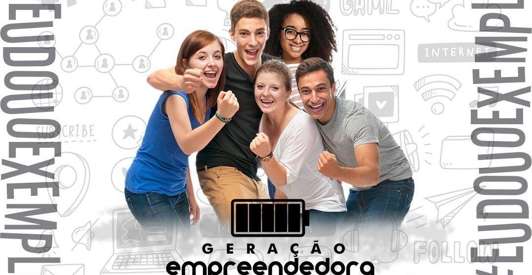 5ª edição do  Projeto Geração Empreendedora acontecerá de forma virtual