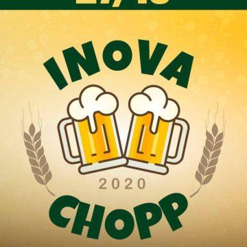 Inova Chopp será virtual