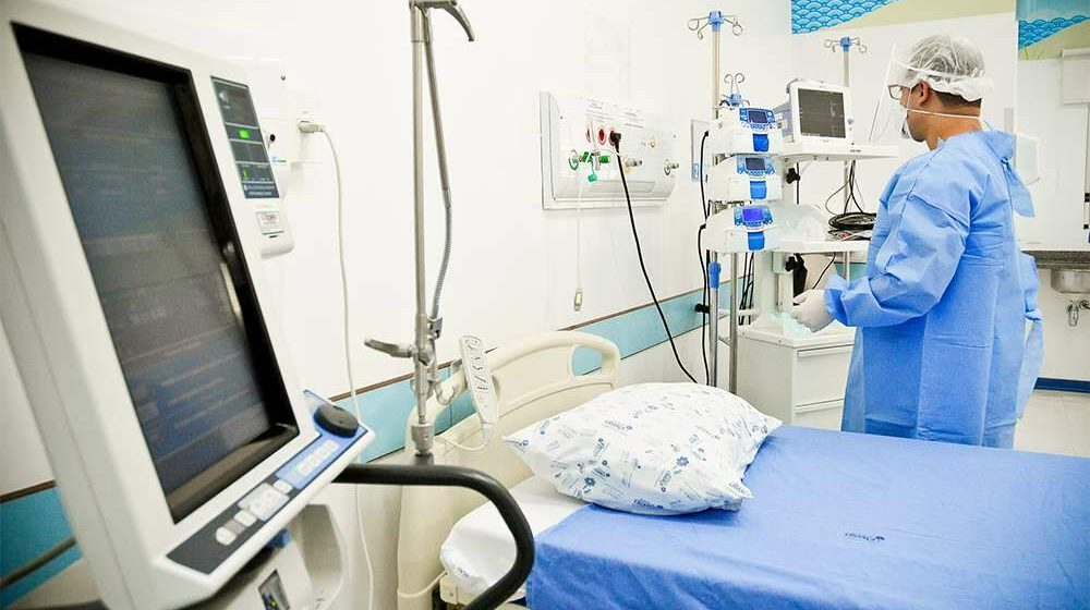 Hospital Regional opera com 100% da capacidade dos leitos de UTI Covid-19