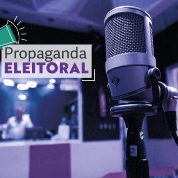 Propaganda eleitoral gratuita no rádio e na televisão começa nesta sexta-feira