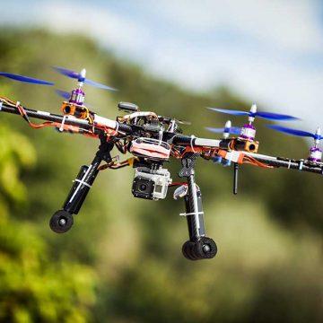 PM de região de Ituporanga retoma o policiamento com a Rede Rural de Segurança com drones
