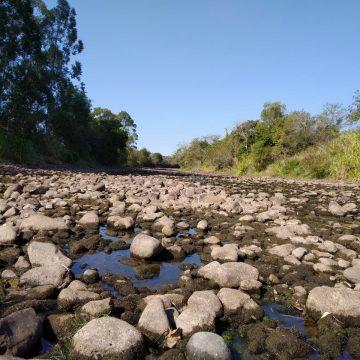 Alto Vale do Itajaí registra, neste período, redução de mais de 600 mm de chuva