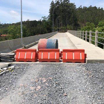 Ponte que liga os bairros Bonfim e Albertina, em RSL, aguarda a tramitação de recurso judicial para ser iniciada