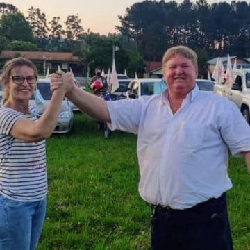 Em Braço do Trombudo, Nildo Melmestet é escolhido para administrar a cidade por mais quatro anos