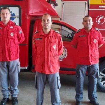 Corporação dos bombeiros voluntários de Presidente Getúlio está com novo comando