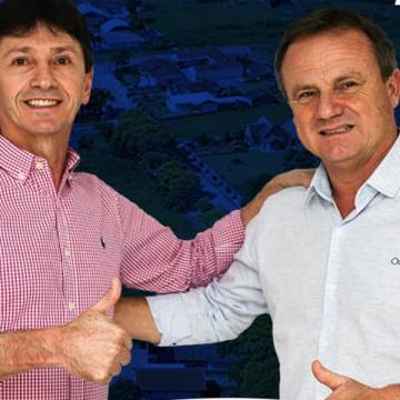 José Constante é reeleito em Agrolândia