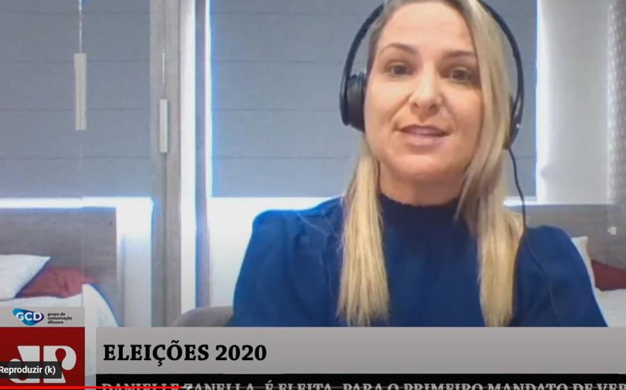 Vereadora eleita descarta a possibilidade de abrir mão do mandato para assumir secretaria em Rio do Sul