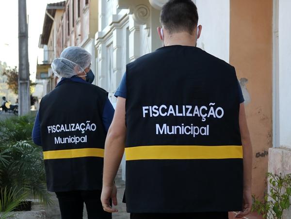 Aumento de casos de Covid-19 mobiliza fiscalização de medidas sanitárias, em Rio do Sul
