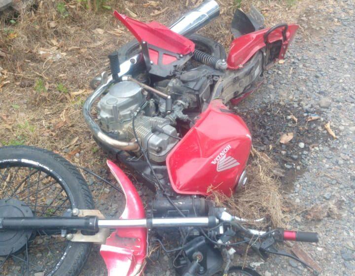 Motociclista morre após colisão em Ituporanga