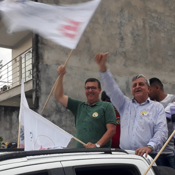 Nelson Virtuoso é reeleito prefeito em Presidente Getúlio