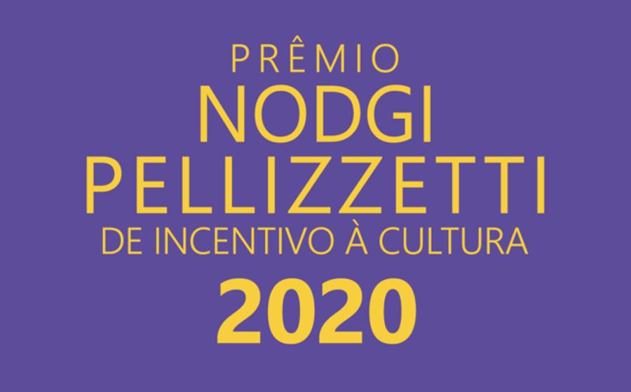 Foram divulgados os 34 projetos contemplados pelo Prêmio Nodgi Pellizzetti de Incentivo à Cultura