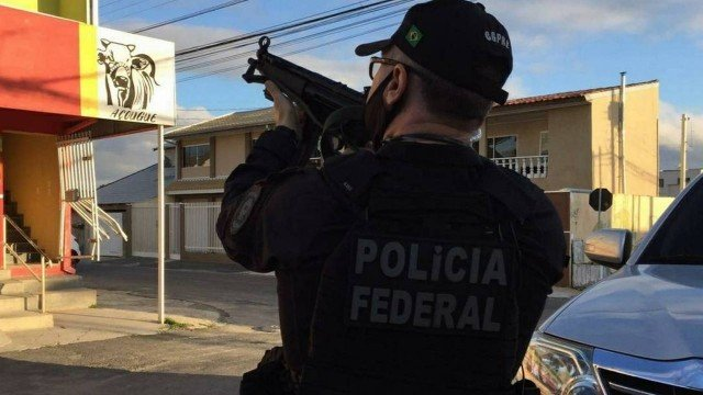 Polícia Federal deflagra a maior operação contra lavagem de dinheiro do tráfico de drogas de 2020