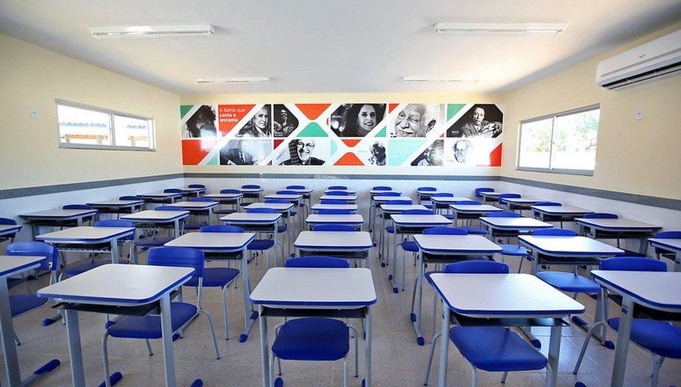 Estado analisa incluir o funcionamento das escolas na lista de atividades essenciais