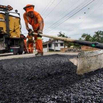 Projeto Recuperar tem terceira etapa concluída com manutenção de oito rodovias do Alto Vale
