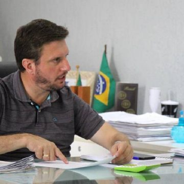 Prefeito de Rio do Sul retorna ao cargo, no executivo, depois de período de férias