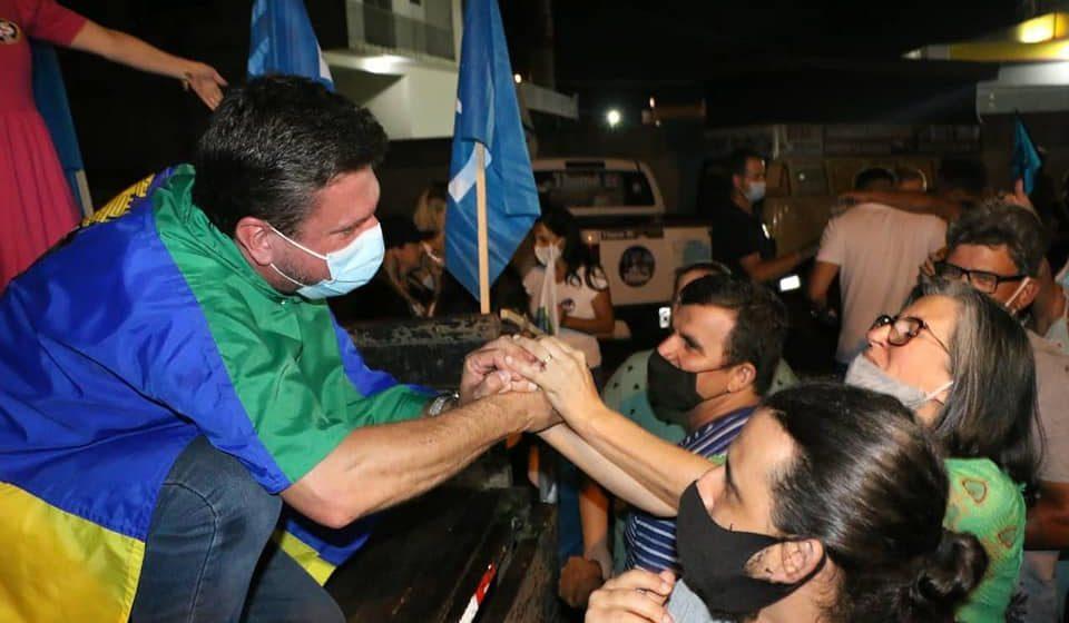 Prefeito José Thomé é reeleito em Rio do Sul com mais de 38% dos votos válidos