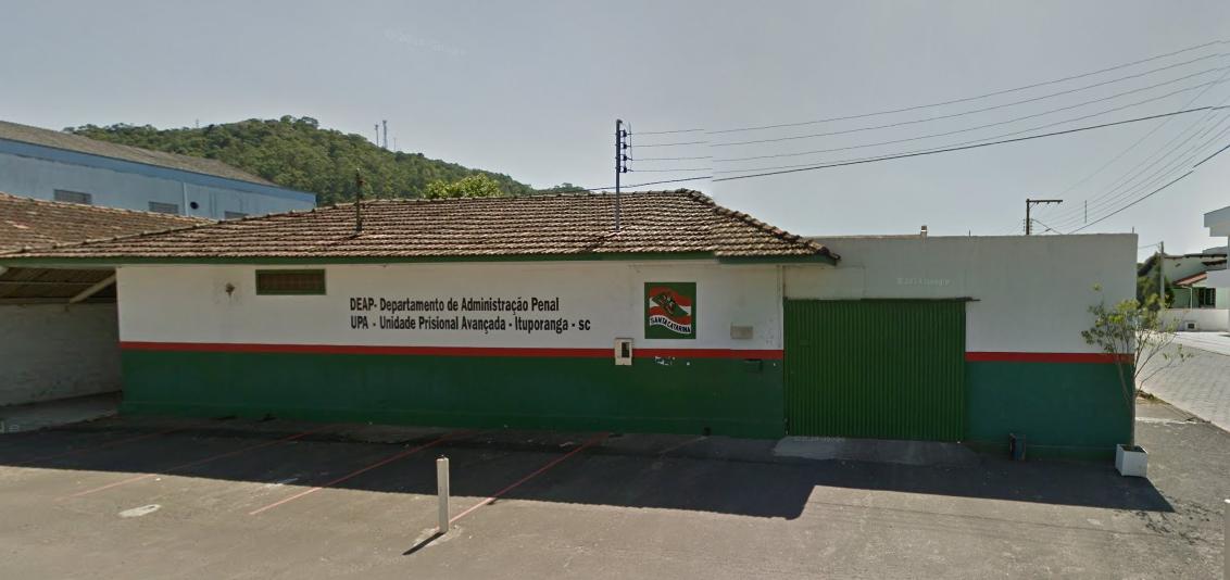 Unidade Prisional Avançada de Ituporanga ainda depende de contratação de mão de obra para voltar a operar