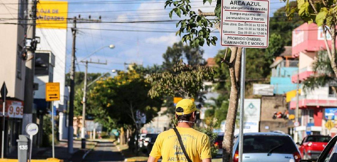 Balanço financeiro da Área Azul de Rio do Sul pode ser consultado pela internet