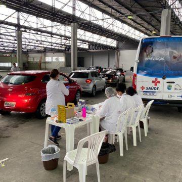 Testagem aleatória identifica mais de 90 pessoas com Covid-19 em Rio do Sul