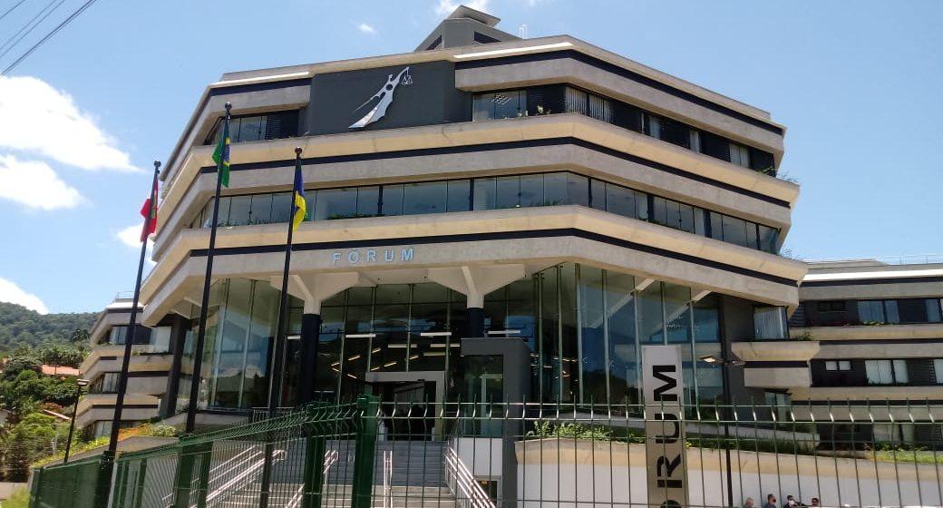 Novas instalações do fórum de Rio do Sul são inauguradas