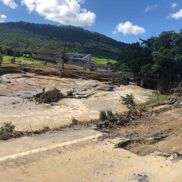 Rio do Sul recebe repasse de R$ 3,4 milhões para conserto de pontes, limpeza de ruas e drenagem de vias