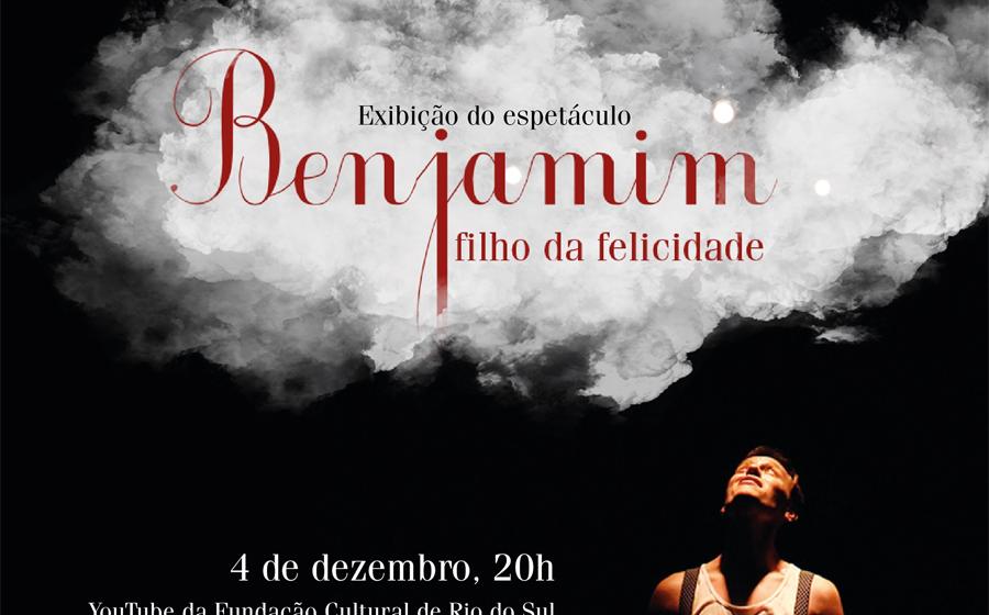 Fundação Cultural de Rio do Sul vai exibir espetáculo de forma virtual