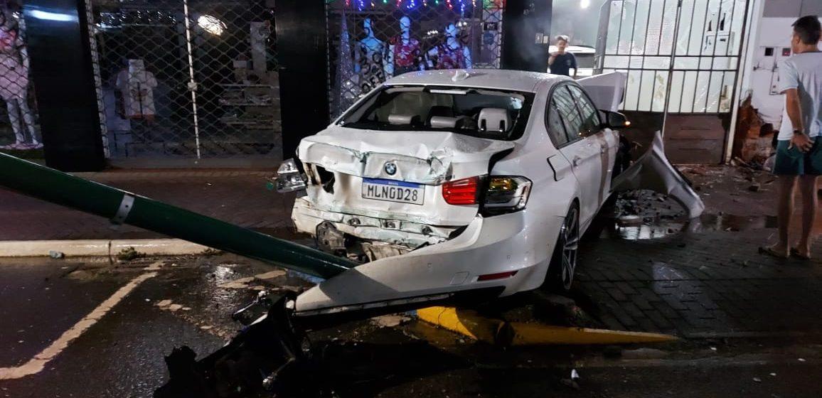 Com acidentes, manutenção de postes custou R$ 20 mil à Celesc