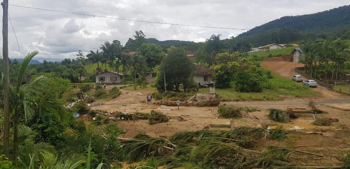 Rio do Sul decreta situação de calamidade pública