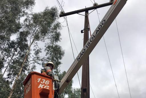 Celesc ainda não tem previsão de restabelecimento do sistema elétrico no Ribeirão Revólver, em Presidente Getúlio