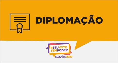 Cerimônias de diplomação dos candidatos eleitos ocorrem a partir desta quarta-feira